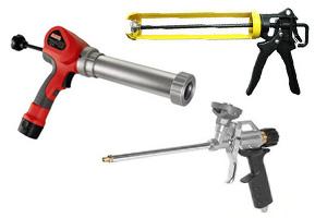Fuge- og limverktøy