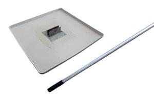 Glassfiberplaner